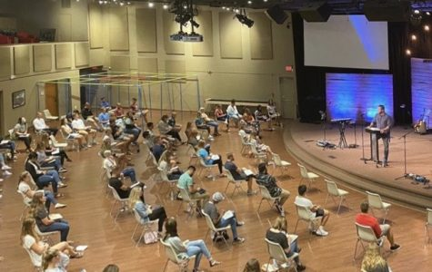 College ministries work to find unique outreach tactics in midst of COVID-19
