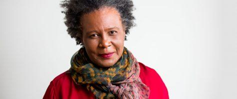 Poet, Claudia Rankine, speaks at UWF