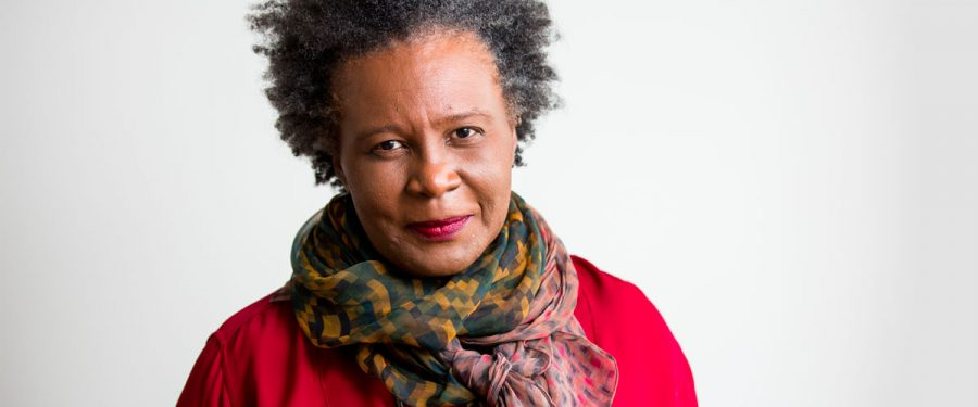 Poet, Claudia Rankine, speaks at UWF