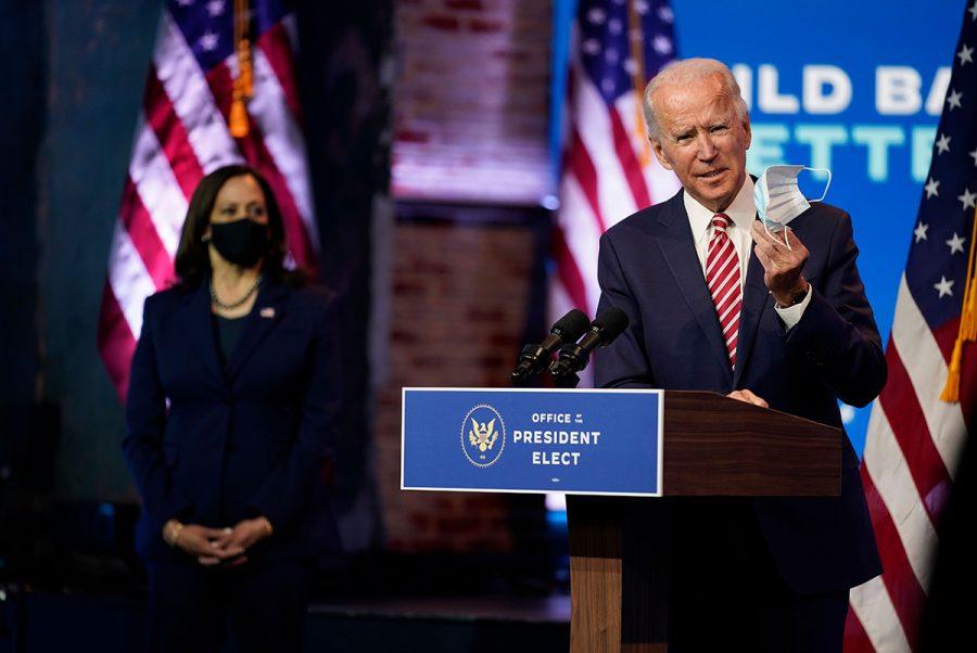 President Biden's First Week in Office