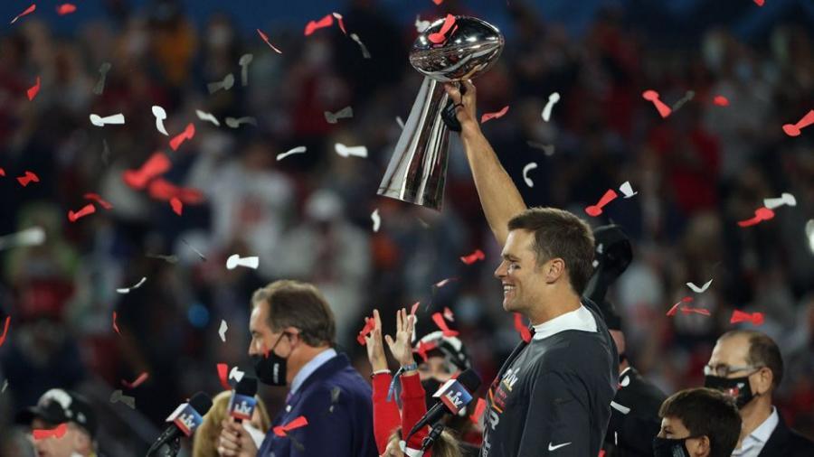 Buccaneers handle Chiefs, win Super Bowl LV behind Tom Brady