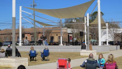 Pensacola opera's downtown concert marks a return to local live music scene