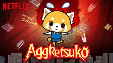 'Aggretsuko': It's like Hello Kitty, but with drinking, swearing, and death metal