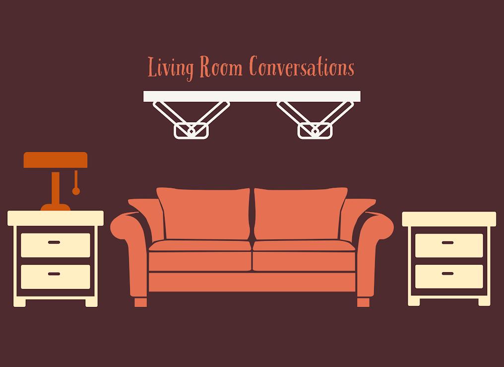 Living Room Conversations happening at UWF