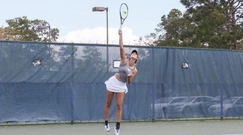 Women's Tennis defeats Xavier (La.) 6-1