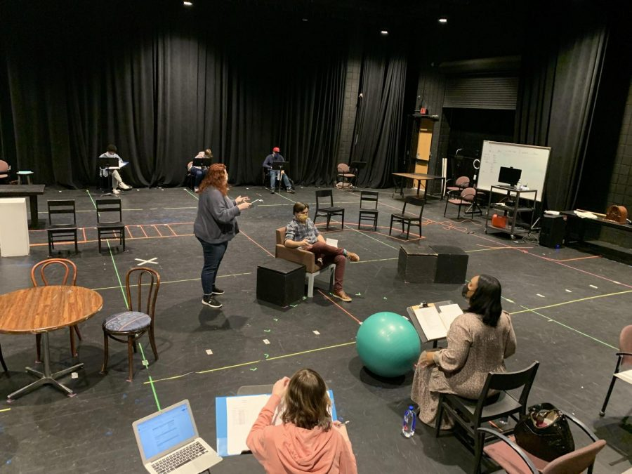 "UWF Theatre to perform ""Clybourne Park"""