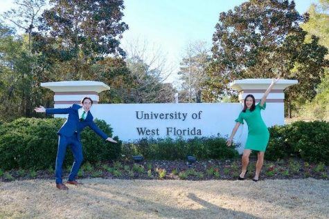 UWF SGA welcomes new presidential and vice-presidential candidates