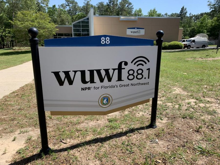 WUWF+celebrates+40+years+on+the+air