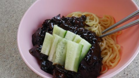 Jjajangmyeon and Black Day - finally something for us single people