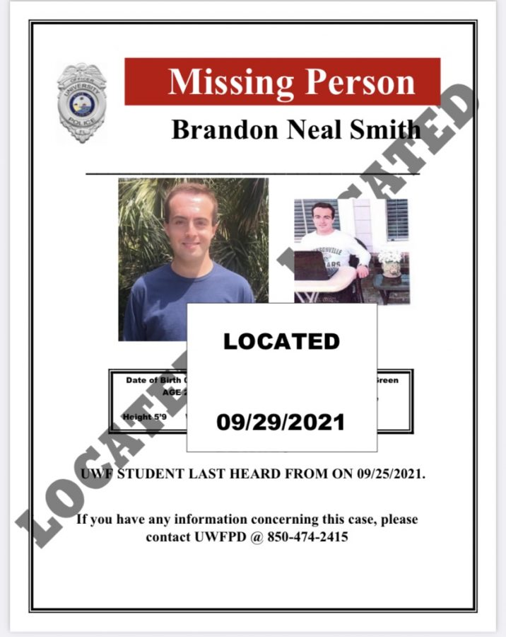 UWF Issues Alert after Student Goes Missing